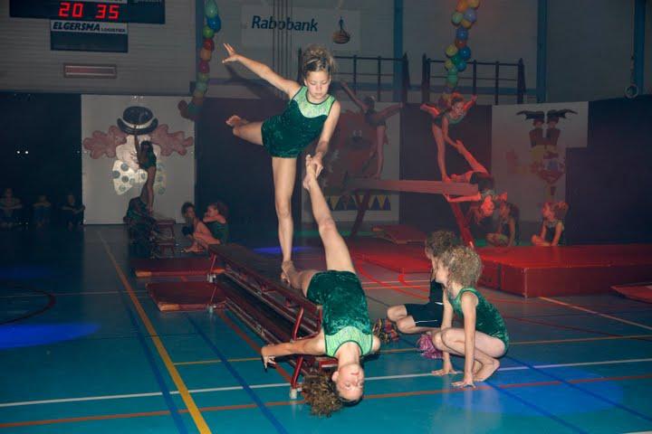 Jubileum gymnastiekvereniging H.S.C.