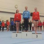 Rebecca Jansen wint Goud!