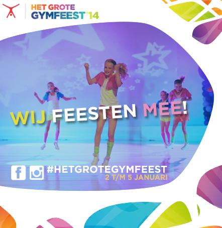 Het Grote Gymfeest 2 januari 2014
